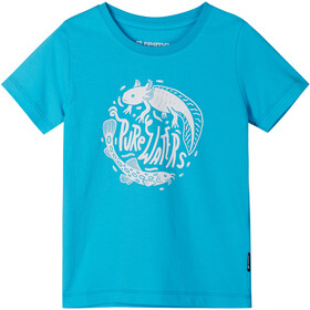 Reima Ajatus T-Shirt Kids, aquatic